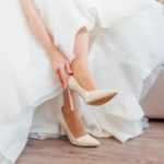 What Shoes To Wear With Ivory Wedding Dress