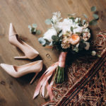 What Shoes to Wear with a Boho Wedding Dress